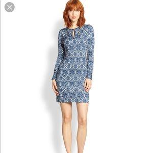 Tory Burch Walker Silk Dress